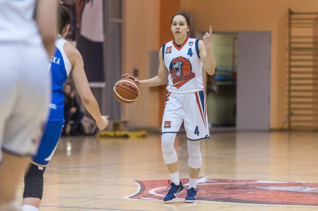Marianna Duszkiewicz jest jedną z liderek typowanej do gry w finale I ligi kobiet Politechniki Gdańskiej.