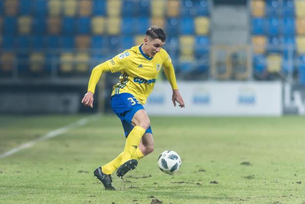 Damian Zbozień ma na koncie 3 gole i 4 asysty w tym sezonie w ekstraklasie.
