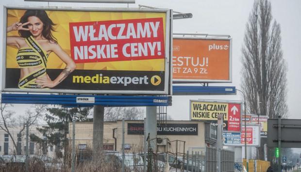 Za dwa lata gdańska przestrzeń publiczna powinna być wreszcie wolna od natłoku reklam.