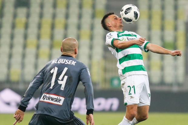 Według Jacka Grembockiego jedynym piłkarzem Lechii Gdańsk, który nie zawodzi jest Sławomir Peszko.
