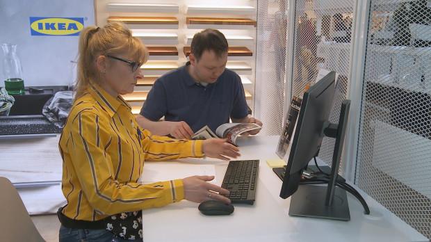 Nowy punkt IKEA Gościnnie powstał w centrum handlowym Riviera.
