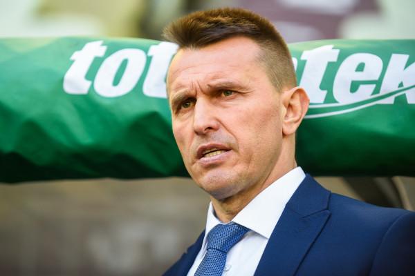 Leszek Ojrzyński prowadzi Arkę od 10 kwietnia 2017 roku.