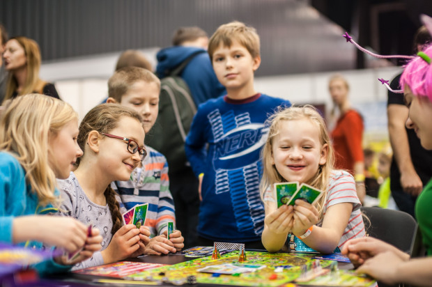 Festiwal Gramy w Gdynia Arenie to wydarzenie dla młodszych oraz starszych fanów planszówek.