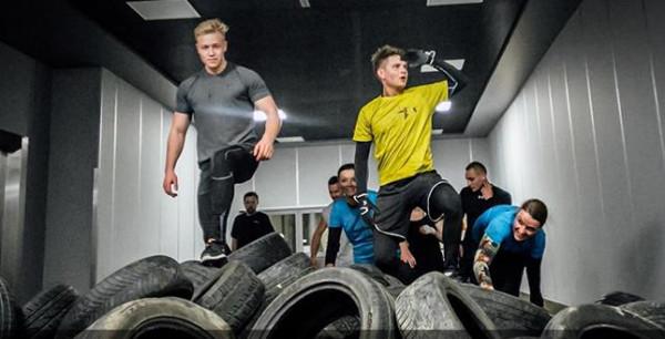 """""""Morderczy"""" trening w galerii handlowej to jedna z alternatyw na sportowe spędzenie weekendu w Trójmieście."""
