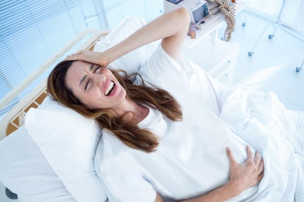 Hormony obwiniane są o większość ciążowych dolegliwości, w tym smutek i zmęczenie.