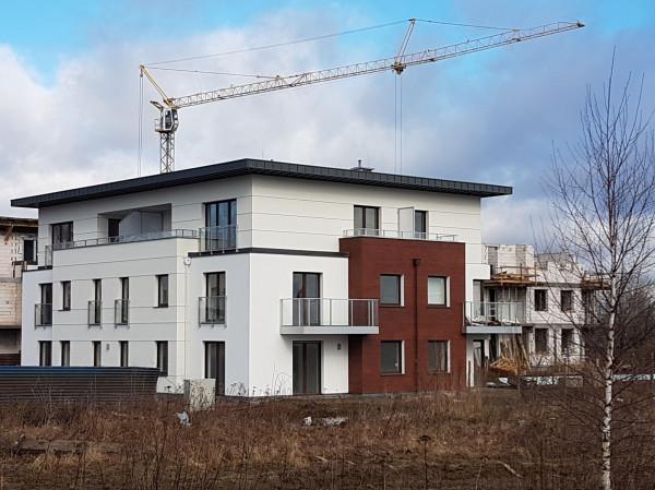 Na Osiedlu Maciejka w trakcie realizacji są ostatnie dwa budynki.