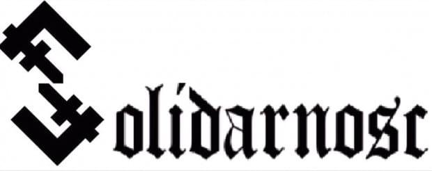 Symbol ONR jako nowe logo Solidarności? Taką propozycję ma zniesmaczony całą sytuacją Jarosław Paczos.