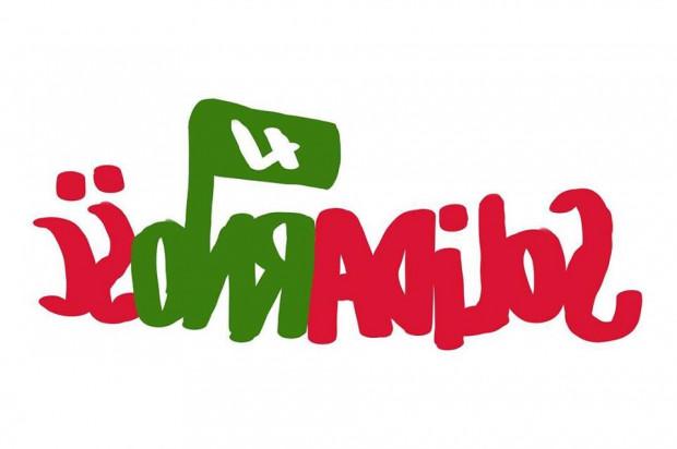 W reakcji na niejasną postawę NSZZ Solidarność, trójmiejski artysta Mariusz Waras sparafrazował logo związku wpisując w nie nazwę ONR.