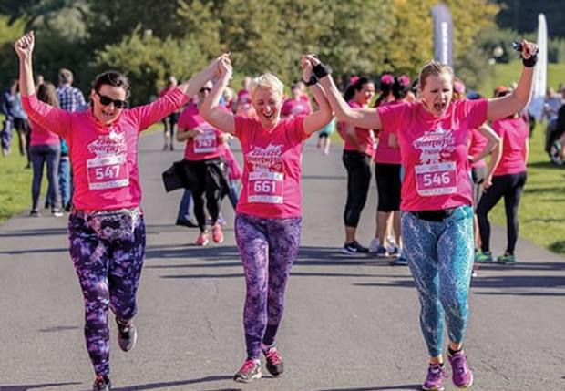 Bieg kobiet odbywa się w tym roku w ośmiu polskich miastach. Gdynia jest drugim przystankiem po Wrocławiu.