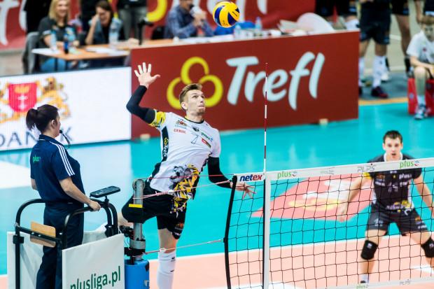 Damian Schulz był nie do zatrzymania dla rywali i zdobył 26 punktów dla Trefla.
