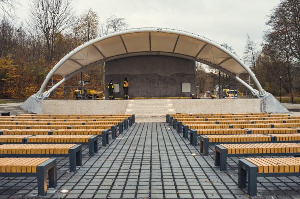 Amfiteatr parku Oruńskiego stanie się areną wakacyjnych wiosenno-letnich koncertów, organizowanych przez Scenę Muzyczną GAK. W tym roku zaplanowano siedem takich wydarzeń, z udziałem uznanych artystów.
