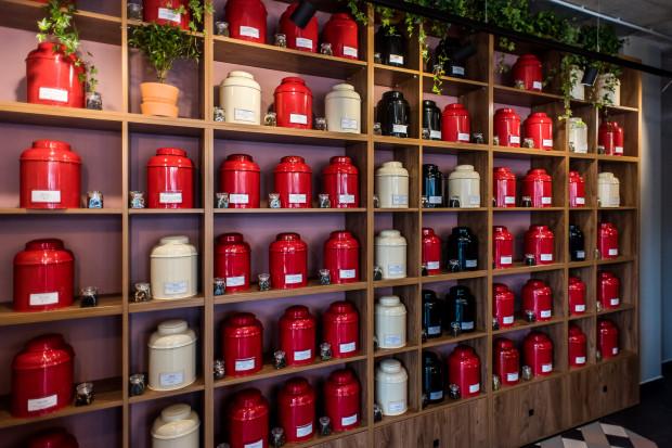Gatunków herbat są niezliczone liczby. W gdańskim Imbryku Herbaty znajdziemy ich kilkadziesiąt.