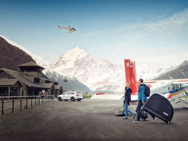 Dzięki kufrom i walizkom możesz zabrać swój rower do każdego zakątka świata