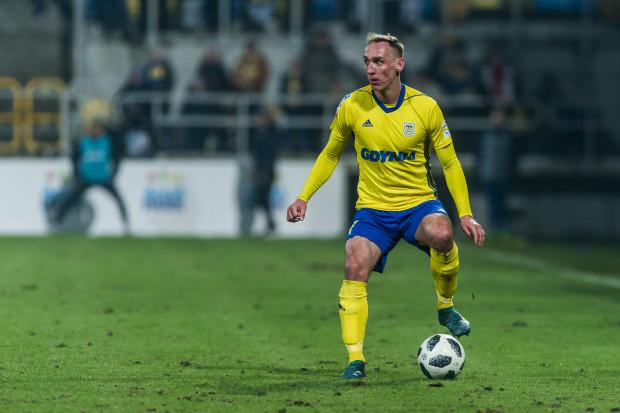 Adam Marciniak zapewnia, że w piątkowym meczu nie będzie odpuszczanie, ponieważ pośrednio zadecyduje on o składzie na finał Pucharu Polski.