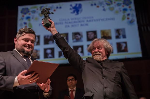 Z honorowej Nagrody Mecenasa Kultury cieszył się Andrzej Stelmasiewicz.