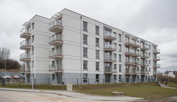 Pierwszy budynek osiedla Nowa Wieżycka powstał w 2017 roku. Kolejne są w trakcie realizacji.