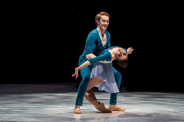 Najciekawszy duet podczas drugiej części wieczoru zatańczyli Sayaka Haruna-Kondracka i Ruaidhri Maguire.