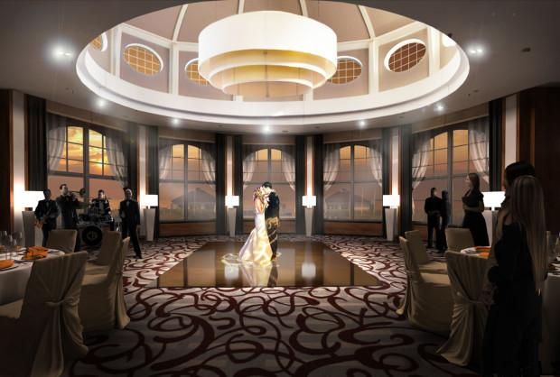 Na wymarzoną salę weselną czasami nie trzeba długo czekać. Zdarza się jednak, że najlepsze terminy zarezerwowane są już trzy lata przed planowanym weselem.