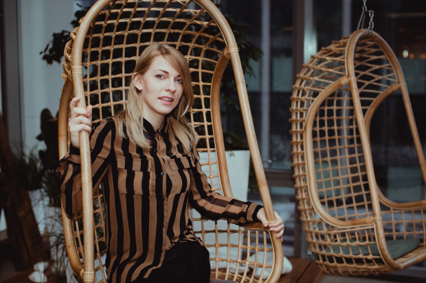 """Viola Urban to dyplomowana dietetyczka. Gdynianka prowadzi m.in. cykl felietonów na Trojmiasto.pl pod tytułem """"Okiem dietetyka""""."""