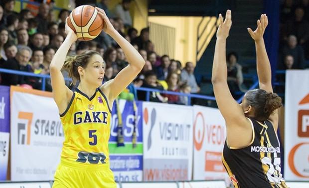 Rebecca Allen ma być jedną z liderek Basketu 90 Gdynia w sezonie 2018/2019.