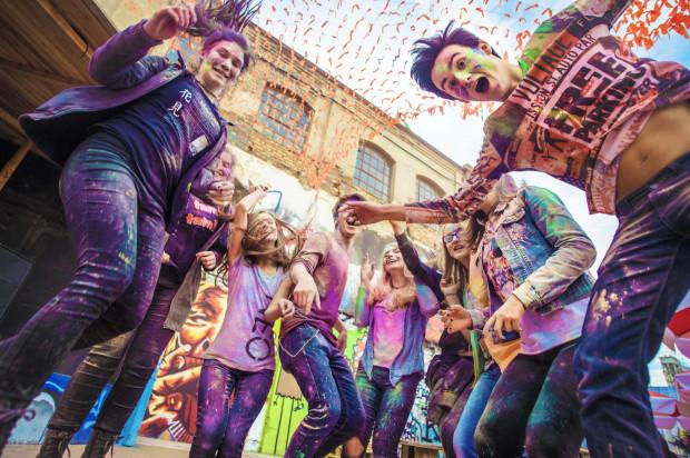 W sobotę w ramach Juwenaliów Gdańskich odbędzie się Splash of Colors - Święto Kolorów Holi.