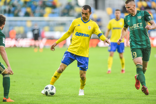 O swojej przyszłości w Arce Gdynia Marcus porozmawia z nowym trenerem.