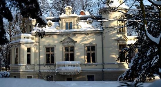 Jedna z rezydencji przy ul. Władysława IV.