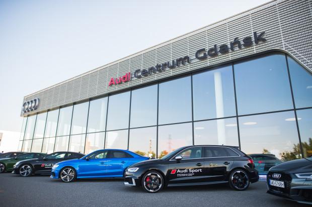 Audi Centrum Gdańsk to dopiero piąty salon w Polsce, który otrzymał prestiżową autoryzację Audi Sport.