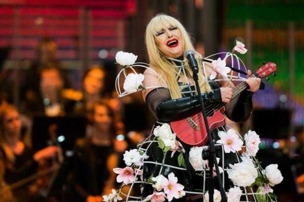 """Maryla Rodowicz zaśpiewała """"Małgośkę"""", która 45 lat temu miała w Sopocie premierę."""