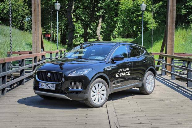 Pierwszy kompaktowy SUV w gamie Jaguara.