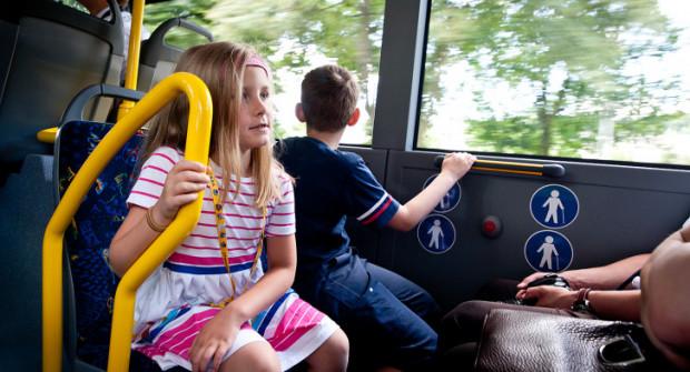 Od 1 czerwca dzieci w Gdyni i Sopocie jadą autobusami za darmo.