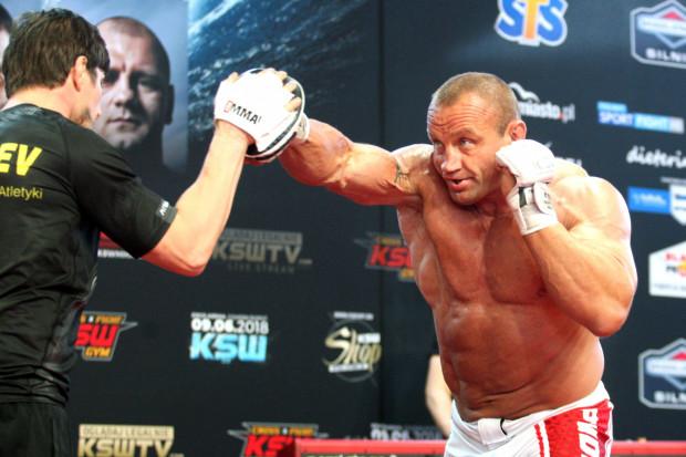 Przed Mariuszem Pudzianowski walka, na którą czekał niemal od początku przygody z MMA.