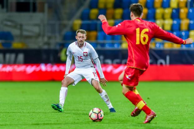 Jarosław Kubicki (nr 15) ma na koncie występy w młodzieżowej reprezentacji Polski, w tym na Euro 2017 U-21 oraz blisko 100 meczów w ekstraklasie.