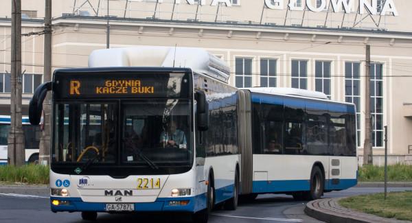 Nowe autobusy zaczną pojawiać się na ulicach w Gdyni prawdopodobnie w następnym roku.