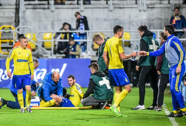 Luka Zarandia zakończył poprzedni sezon w połowie kwietnia z powodu kontuzji. Kontrakt w Arce Gdynia ma ważny do 30 czerwca 2019 roku.