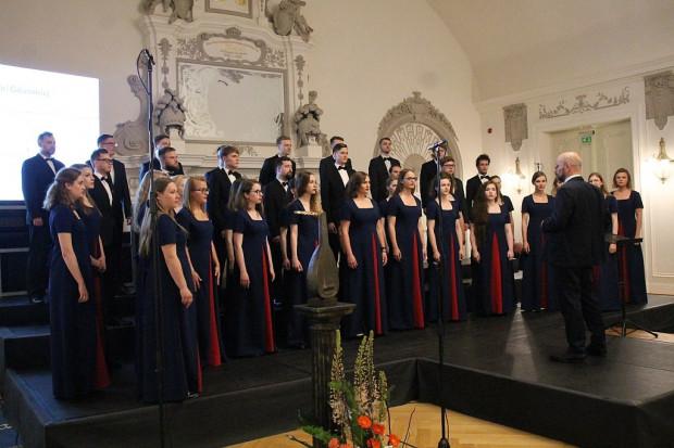 Jednym z wykonawców podczas sobotniego koncertu w kampusie PG będzie Akademicki Chór Politechniki Gdańskiej pod dyr. Mariusza Mroza.