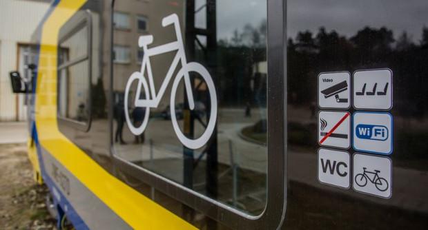 Oficjalnie SKM jest otwarta na pasażerów przewożących rowery. Rzeczywistość jednak już taka różowa nie jest.