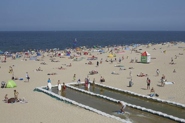 Plaża na Stogach należy do najszerszych i najczystszych w Gdańsku. Zmiany w miejscowym planie mają umożliwić jej rozwój w kierunku wschodnim.