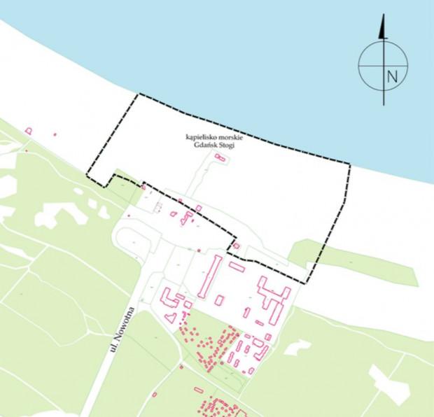 Obszar proponowany do objęcia planem wynosi  ok. 14,65 ha i są w jego  granicach grunty leśne.
