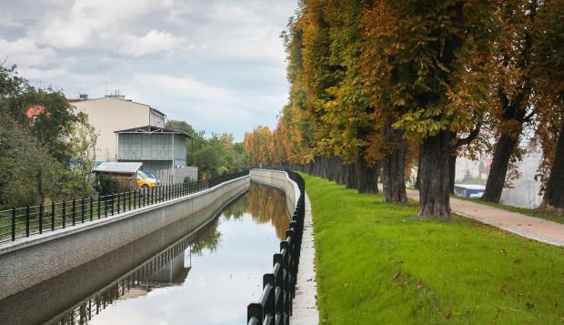 Kanał Raduni ma stanowić jeden z elementów klinów zieleni, czyli wielokilometrowych obszarów rekreacyjnych wzdłuż głównych cieków w Gdańsku.