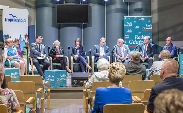 Głównym przesłaniem debaty Pacjent na pomorskim SORze, zorganizowanej przez portal Trójmiasto.pl oraz Radio Gdańsk, było szukanie rozwiązań, których zastosowanie usprawniłoby pracę SOR-ów i które można wprowadzić już teraz, nie czekając na zmiany ustawowe.
