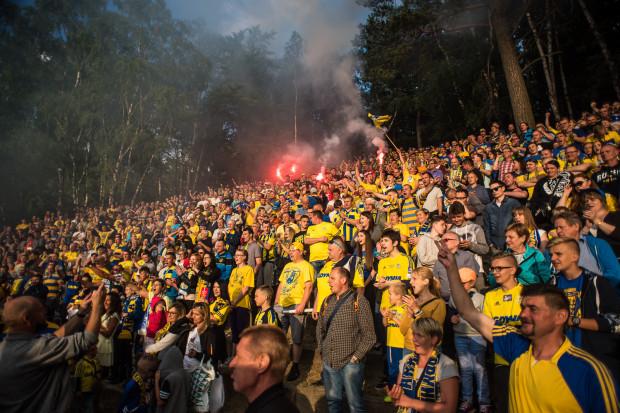 Piłkarze Arki Gdynia ponownie zaprezentują się Kibicom przy Ejsmonda.