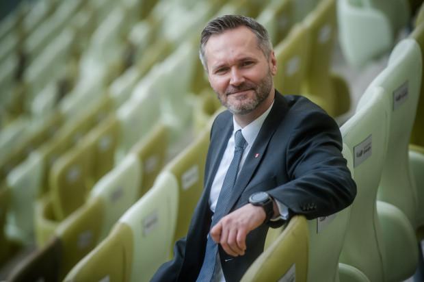 Jarosław Wałęsa jest kandydatem Koalicji Obywatelskiej (PO i Nowoczesna) na prezydenta Gdańska.