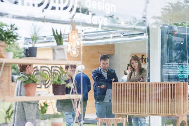 Wydarzenia Gdynia Design Days odbędą się w kilkunastu miejscach - najwięcej w PPNT. Miejskie centrum imprezy, czyli Terminal Designu tym razem stanie w Parku Rady Europy.