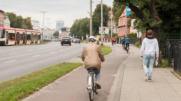 W rankingu Gdańsk wypadł słabo przede wszystkim ze względu na brak roweru miejskiego.