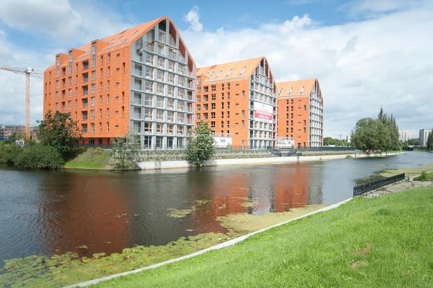 Przez pierwszy rok uważałem, że mieszkam w najlepszym miejscu w Gdańsku. Wraz z przekształceniem 80 proc. mieszkań w pokoje na wynajem, stało się nie do zniesienia - pisze pan Maciej. Zdjęcie z 2013 roku, tuż po oddaniu osiedla do użytku.