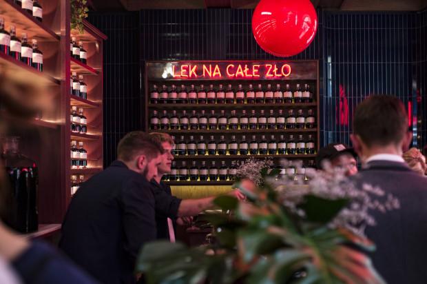 W Wiśniewskim napijemy się tylko jednego alkoholu: wiśniówki.