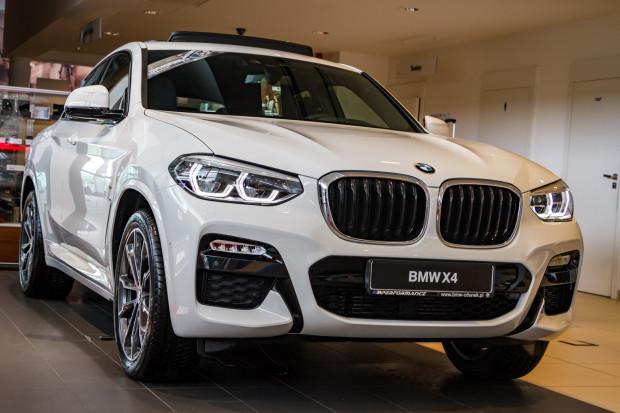 W sobotę w salonie BMW Zdunek odbyła się trójmiejska premiera nowego X4.