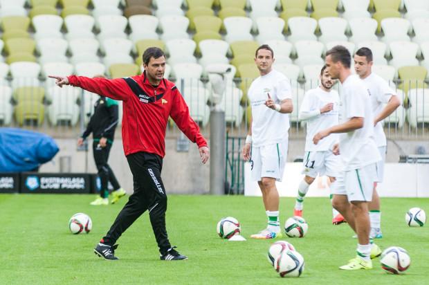 Jürgen Radschuweit u schyłku 2015 roku oficjalnie był trenerem Lechii Gdańsk w jednym meczu ekstraklasy. Obecnie pracuje na rzecz biało-zielonych jako jeden z trzech głównych skautów.