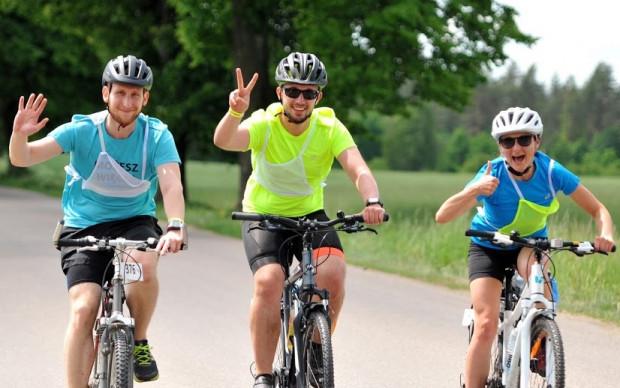 Kociewie Kołem to zwykły maraton rowerowy dla niezwykłych ludzi